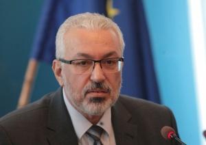 Софийският градски съдоправда Илко Семерджиев. Служебният вицепремиер и министър на