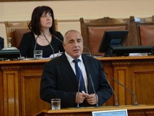 ПремиерътБойко Борисов потвърди позицията си за затваряне на външните граници
