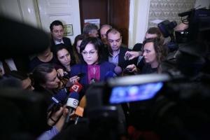 Министърът на вътрешните работи Валентин Радев категорично не си е