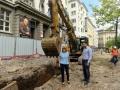 Фандъкова и Крусев провериха как вървят ремонтите в София