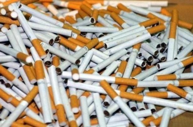 Над 200 млн. лева е загубата за хазната от контрабандата на цигари през 2017-а