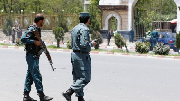 Атентат пред министерство в Кабул