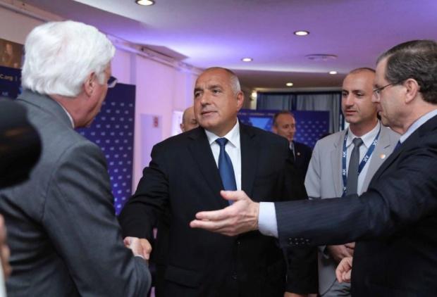 Борисов в Тел Авив: Гордеем се със спасяването на българските евреи