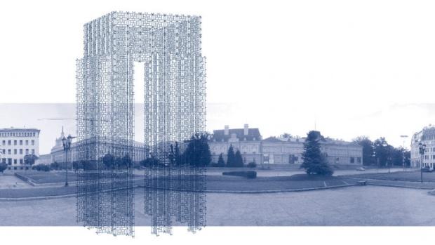 Стартира изграждането на Бронзовата къща в София