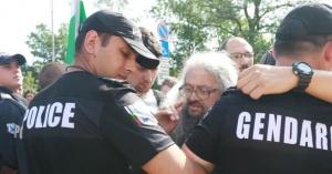 Николай Колев-Босия е в гладна стачка вече 28-и ден. Днес