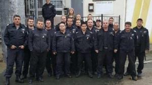 Във връзка с жалба на Синдикат на служителите в затворите