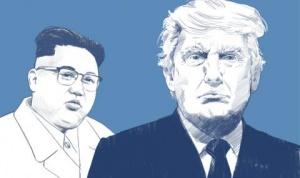 Ким изпрати писмо на Тръмп