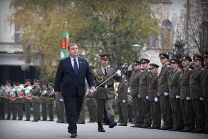 Искам да се знае категорично и ясно, че България не