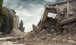 Земетресение с магнитуд 5.9 по скалата на Рихтер разтърси