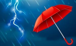 През нощта срещу вторник се очакват валежи и гръмотевични бури,