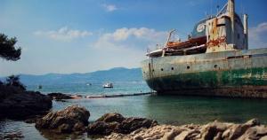 Кораб, потънал край нашите брегове през 3 век преди новата