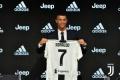 Роналдо с фланелката на Ювентус: Не тъгувам за Реал