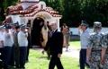 "Авиобаза ""Граф Игнатиево"" се сдоби с параклис в присъствието на президента"