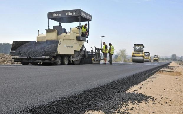 Спешен ремонт на стария път през Витиня