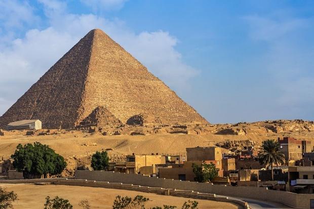 Археолози откриха статуя на бог Озирис в древноегипетска пирамида