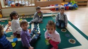 В първа група на детските градини във Велико Търново ще