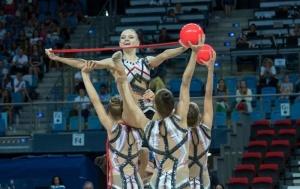 Ансамбълът по художествена гимнастика на България е оттеглил заявката си