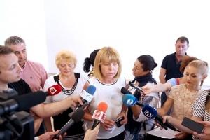 метът на София Йорданка Фандъкова при проверка в новопостроената сграда