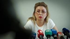Изпълнителният директор на Агенцията по вписванията Зорница Даскалова подаде молба