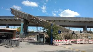 Приключи издирвателна операция на рухналия мост в Генуа. В резултат