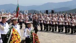 Реч на президента Румен Радев от връх Шипка по повод