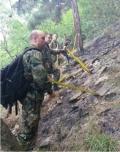 Военните оказват помощ за гасенето на пожара в Карловско