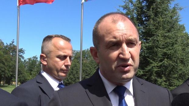 Президентът се включи в празника на българските ВМС