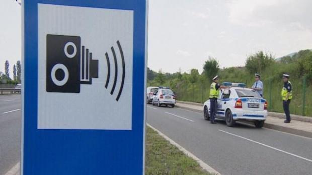 512 шофори са санкционирани за шофиране с превишена скорост