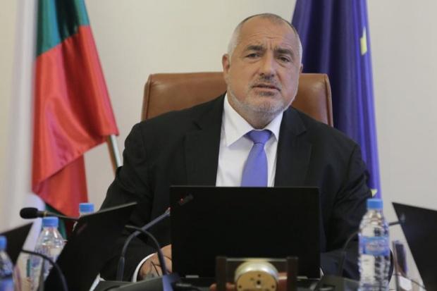 Бойко Борисов и Красимир Вълчев се срещат с метеоролозите
