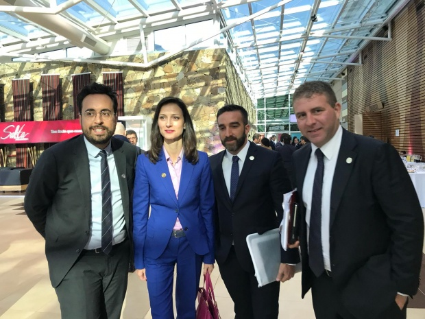 Мария Габриел защити приоритетите на ЕС в декларацията на Г-20 за укрепване на глобалната цифрова икономика