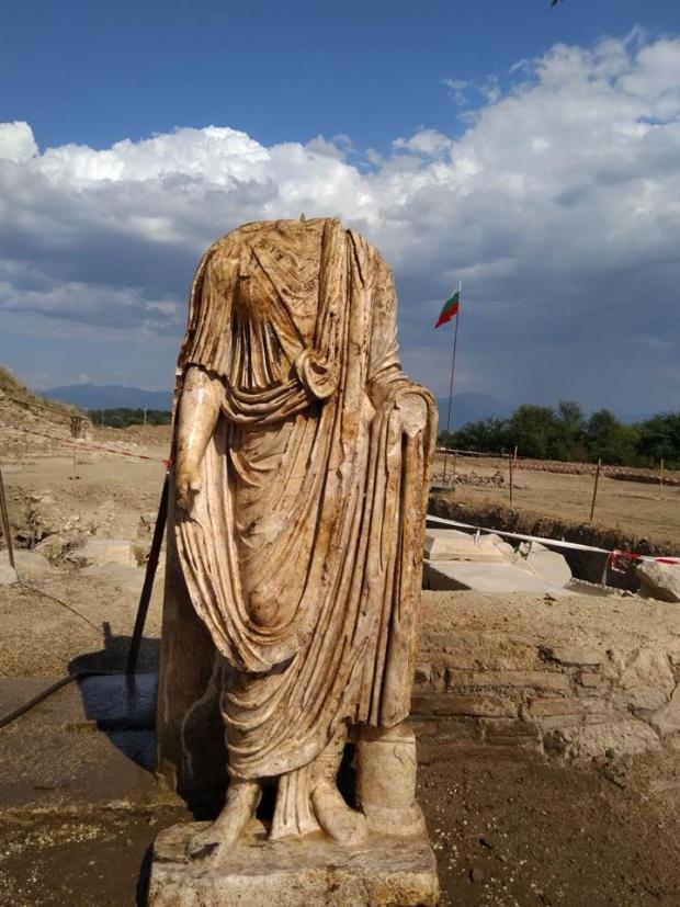 Откриха уникална археологическа находка край Петрич
