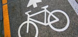 Протест на велосипедисти пред Министерския съвет