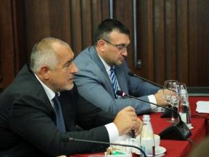 Бойко Борисов: Когато президентът се убеди, че Младен Маринов не