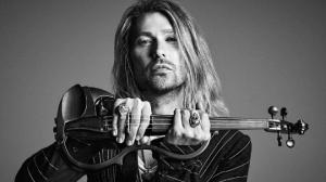 Виртуозният цигулар Дейвид Гарет вече изнесе два грандиозни концерта в
