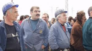 Само 75 миньори от закрития рудник