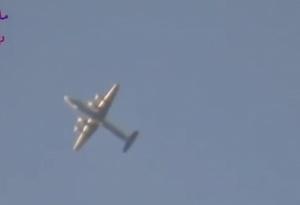 Вината за свалянето на руския военен самолет Ил-20 в Сирия
