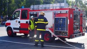 500 дка са горели при пожар край град Баня вчера,