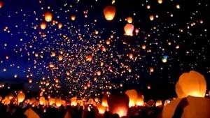 Зрелищно шоу на цветни фенери сложи началото на традиционния есенен