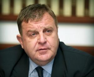 Лидерът на ВМРО – Българско национално движение, министър на отбраната