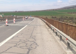 """Затварят част от магистрала """"Хемус"""", защото до 18.00 часа днес"""