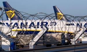 Hискотарифният авиопревозвач Ryanair обяви, че ще отмени 190 от своите