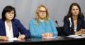 Деница Златева: Не знам от кога едно здрависване се приема за историческа среща