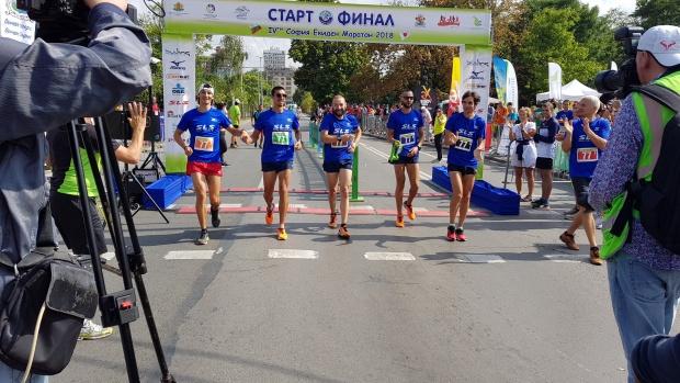 София Екиден маратон 2018 приключи с рекорд
