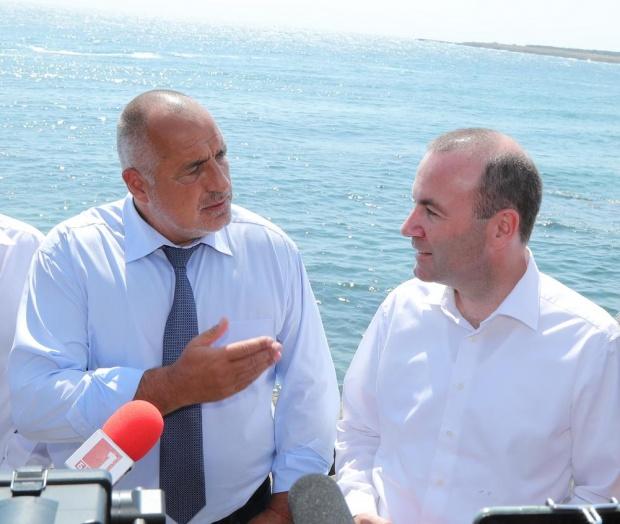 Кандидатът за шеф на ЕК иска веднага България в Шенген