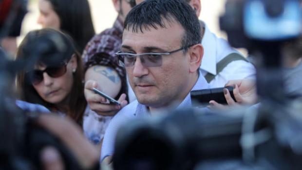 МС иска освобождаването на Младен Маринов като главен секретар на МВР