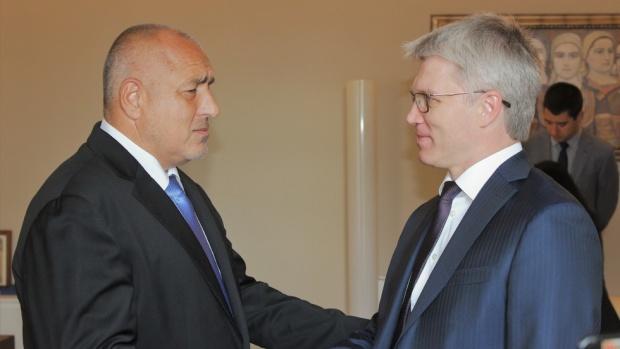 Борисов разговаря с руския спортен министър