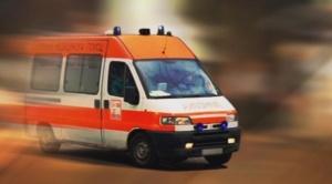 """85-годишна женае блъсната оттоварен автомобил на ул. """"Омуртаг"""" в града."""
