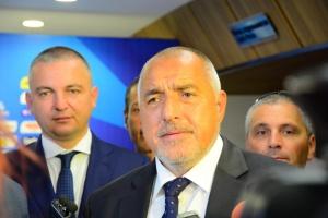 Премиерът Бойко Борисов коментира в кулоарите на парламента дали има