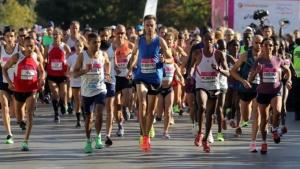 Изключително трудно е придвижването с кола в София заради маратона