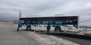 Новите 20 електробуса, предназначени за градския транспорт в София вече